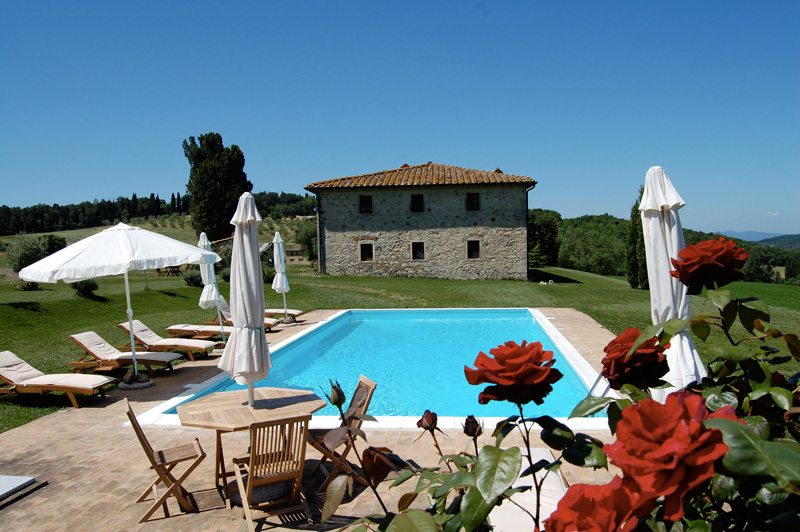La nostra villa per un weekend