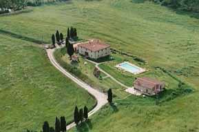 Video Tuscany villa