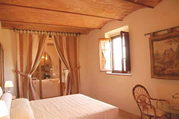 Appartamento affitto in Villa Toscana