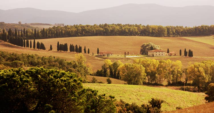 rent villa in tuscany