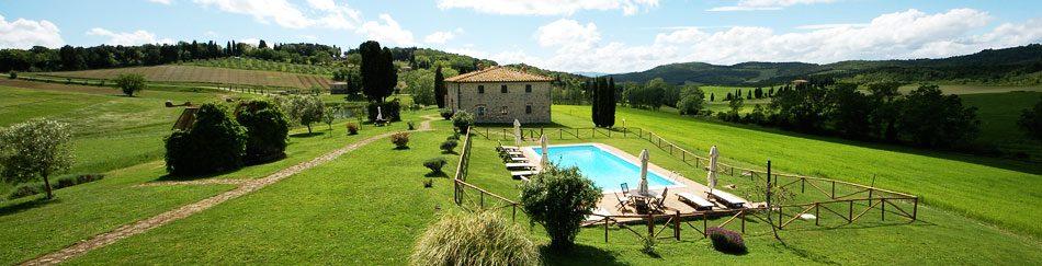 Affitto villa toscana con piscina casale villa in toscana - B b toscana con piscina ...