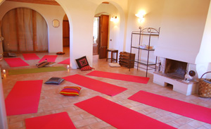 sala Yoga Indoor