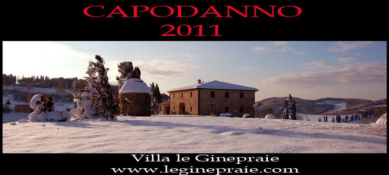 Affitto villa capodanno 2011
