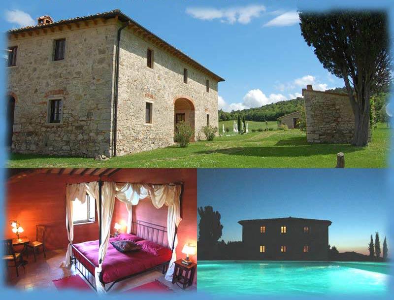 Affitto casale per weekend in toscana villa toscana blog - Casale in toscana ...