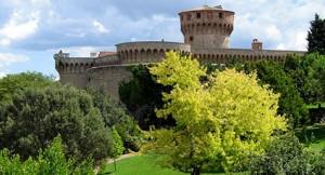 castello di Volterra ora adibito a carcere