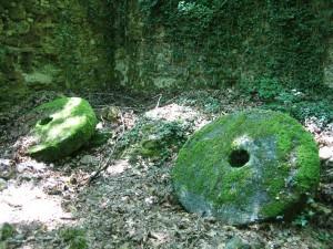 rute di antichi mulini nel parco naturale del merse