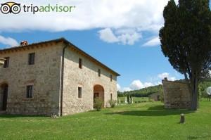 Tripadvisor recensione casale in Toscana