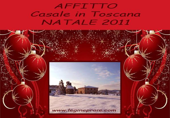 Affitto per natale casale in toscana villa toscana blog - Casale in toscana ...