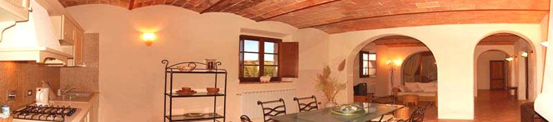 Affitto appartamento per vacanze san Gimignano