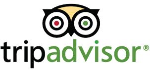 logo tripdvisor per la villa Toscana