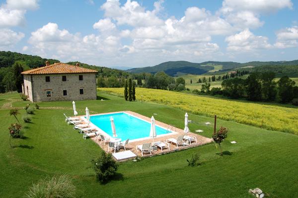 Casale in chianti con piscina villa toscana blog - B b toscana con piscina ...
