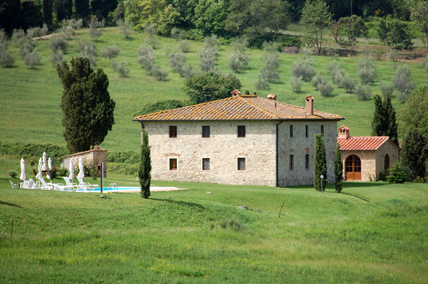Casale in chianti con piscina villa toscana blog - Casale in toscana ...