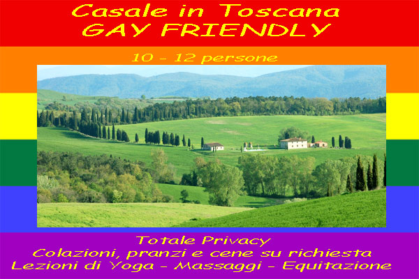 Toscana gay friendly yoga