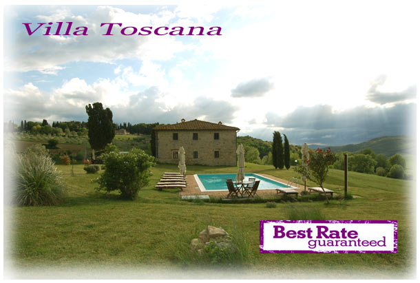 villa in toscana best rate guaranteed
