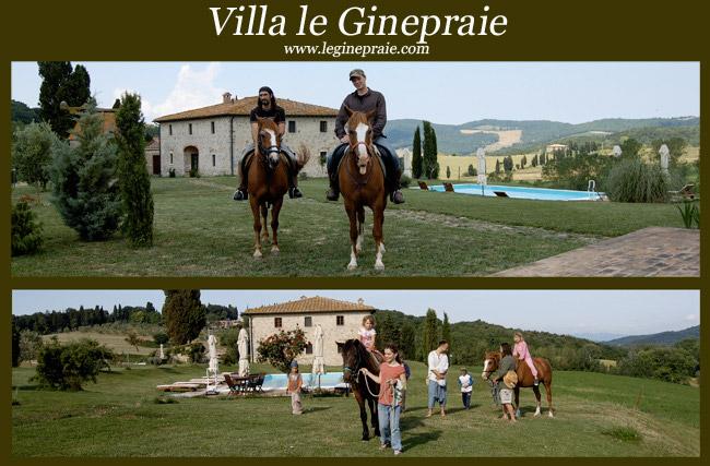 Agriturismo con cavalli in toscana villa toscana blog - Agriturismo con piscina toscana ...