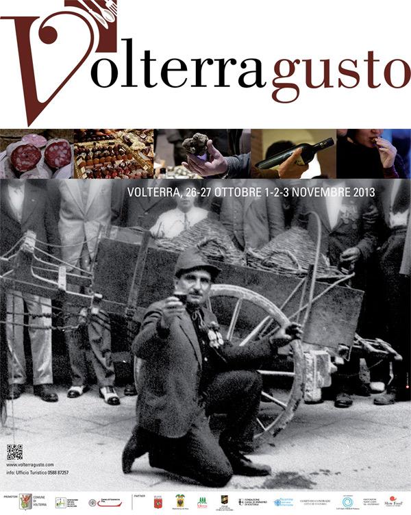 Volterra Gusto 2013 e mostra mercato tartufo bianco