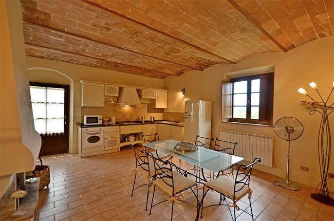 cucina casale toscano