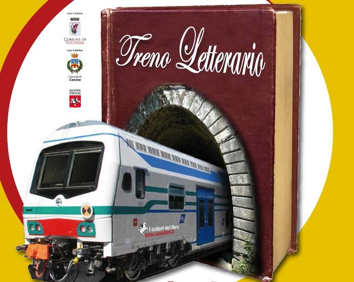 treno letterario tra volterra e Cecina tra etruschi e Romani