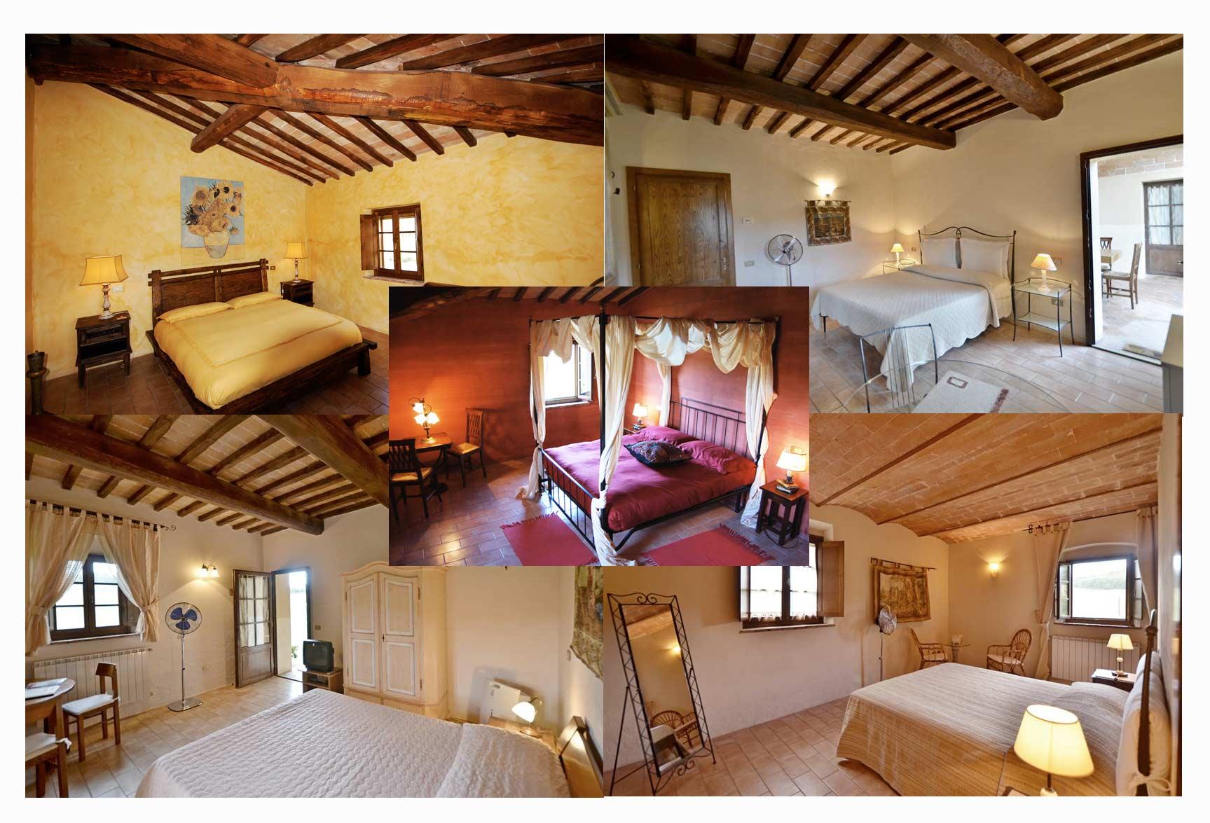 Casale in toscana con 5 camere da letto villa toscana blog for Planimetrie 5 camere da letto