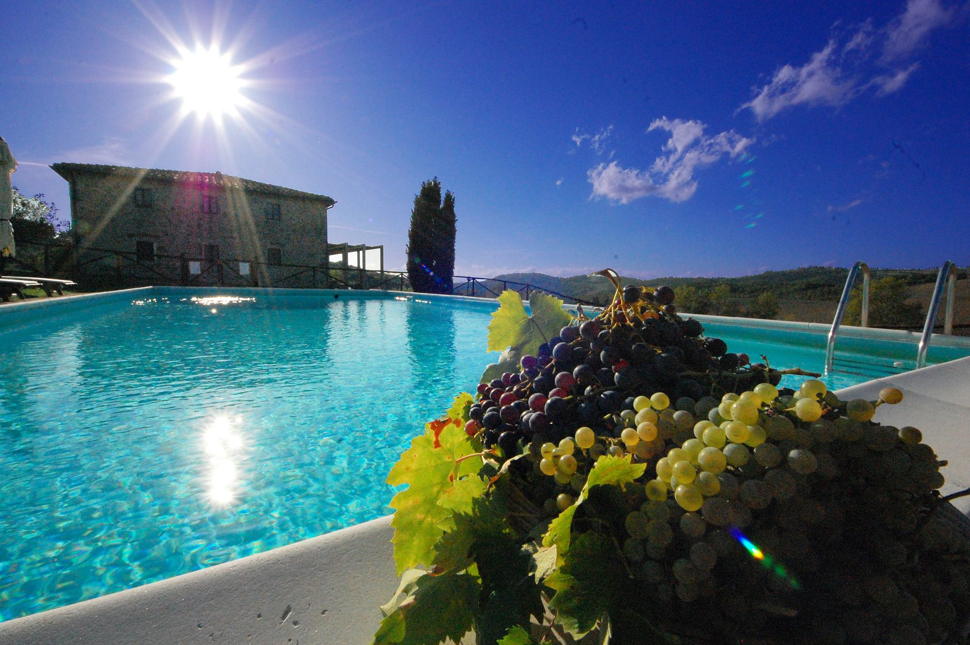 affitto villa toscana ottobre
