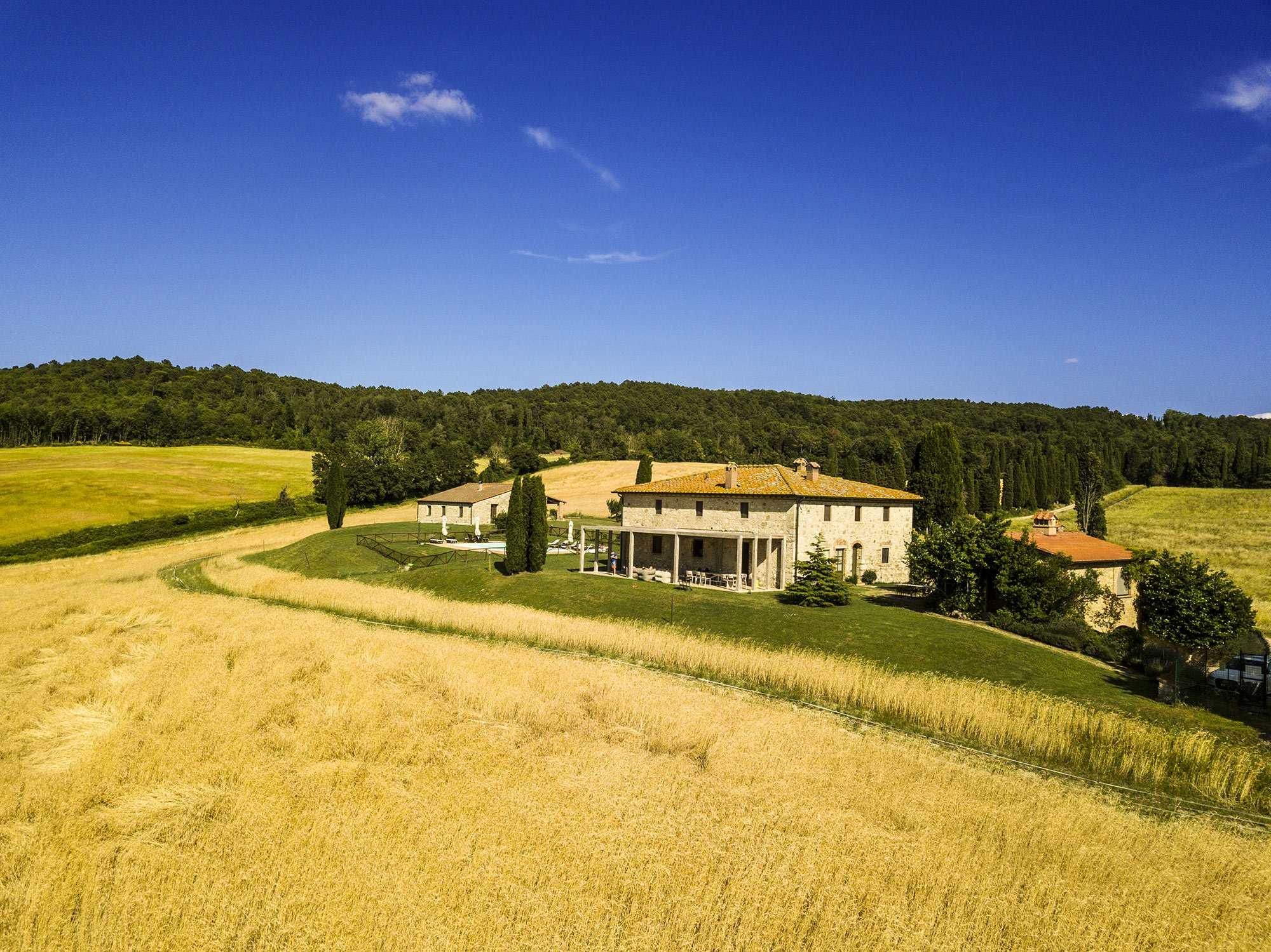 Affitto Villa in toscana 500 mq
